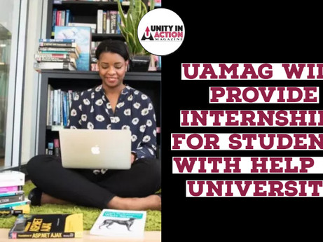 Unity in Action Magazine Teams Up With University of Illinois College of Media to Offer Internships