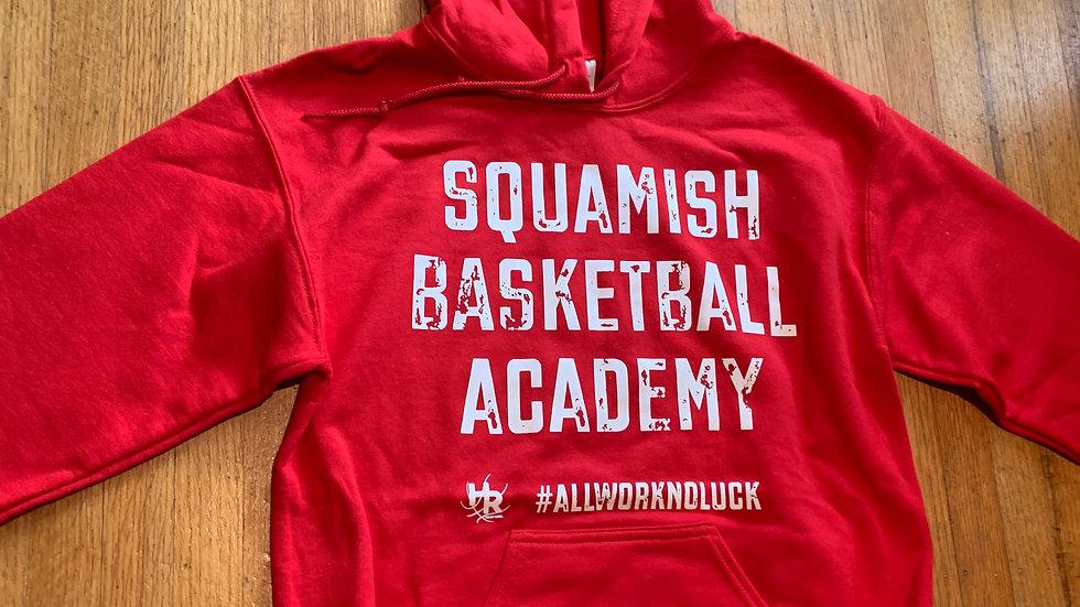 Squamish Basketball Academy Hoodies!