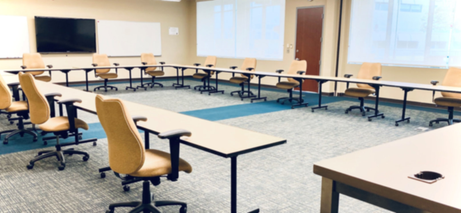 Safe Meeting Room