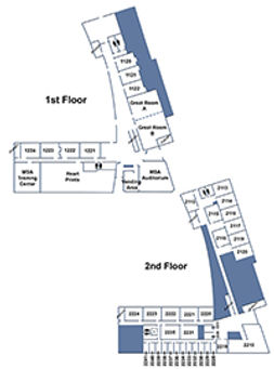 Map of Facility
