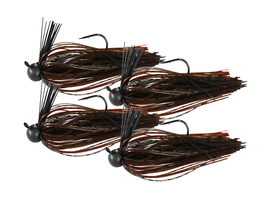 RIG-A-JIG Mini Pack: Craw Daddy (4 Pack)