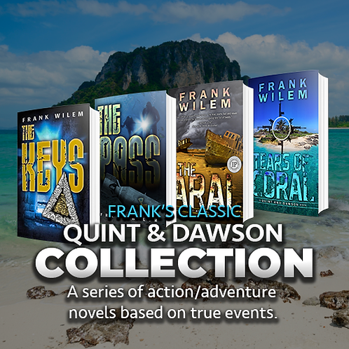 QUINT & DAWSON 4 BOOK CLASSIC COLLECTION