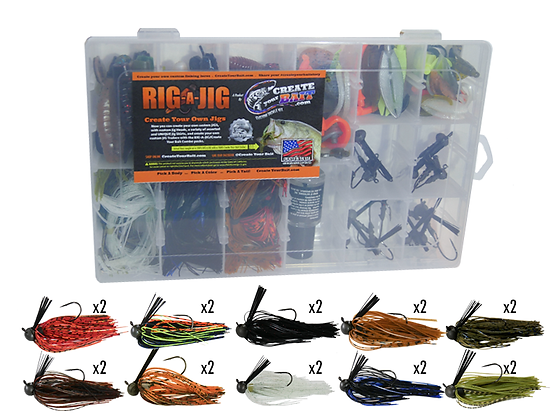 RIG-A-JIG Pro Series Kit