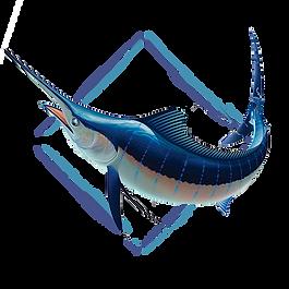 Driftset Fishing-Target icon_White Marli