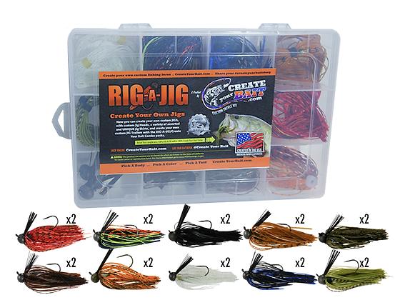 RIG-A-JIG Standard Kit