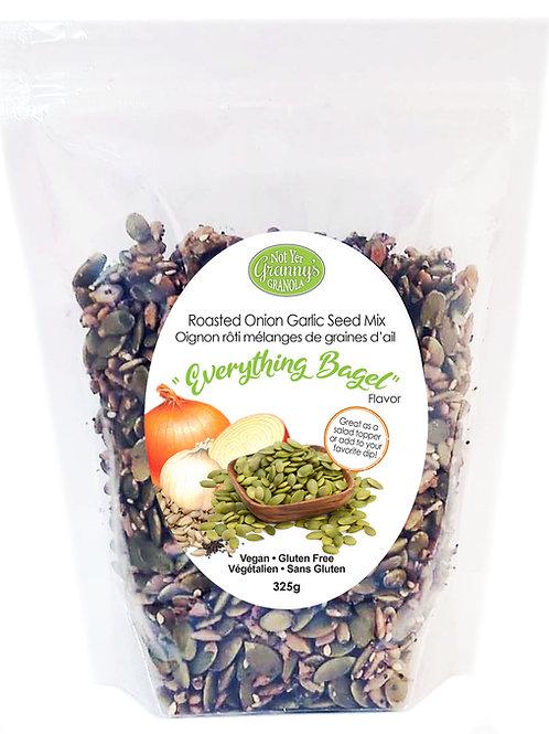 """Everything Bagel"" Roasted Onion Garlic Seed Mix"