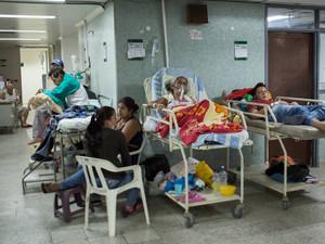 Huir de Venezuela es cuestión de vida o muerte