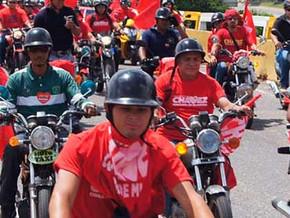 Crónica de una concentración en Guarenas