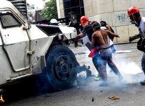 Welcome to Venezuela