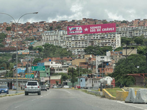 Una vuelta por la Caracas del Oeste o Carakistan