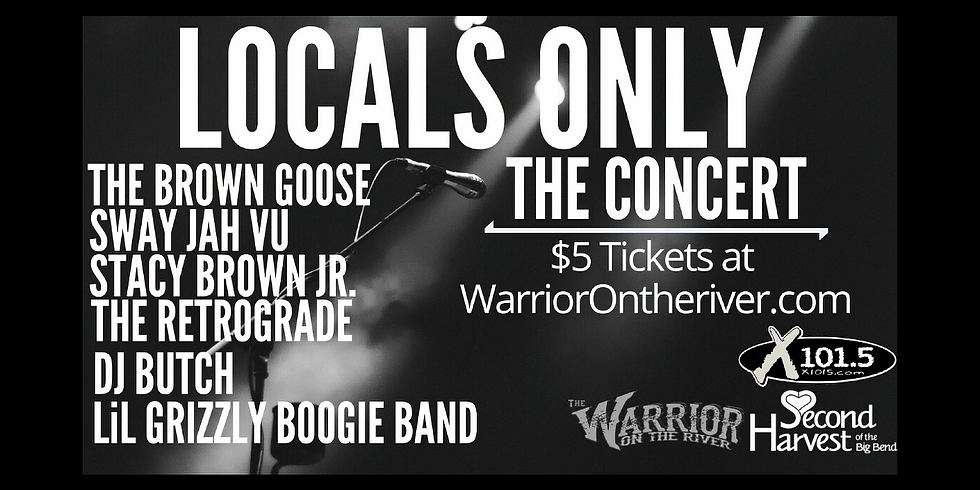 Locals Only: The Concert