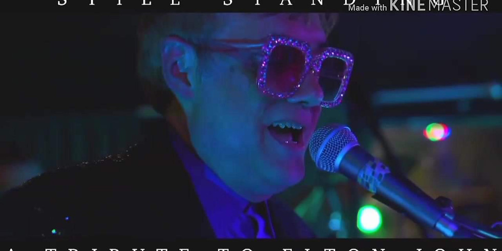 """""""Still Standing"""" a Tribute to Elton John in Tallahassee, FL at The Warrior on the River"""
