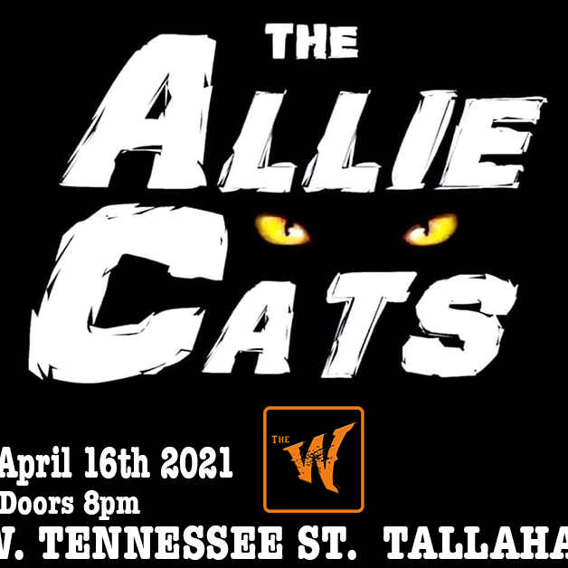 The Allie Cats at the Warrior on the River