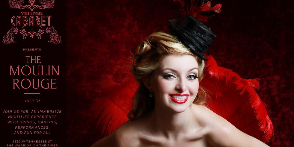 "The River Cabaret ""Moulin Rouge"""