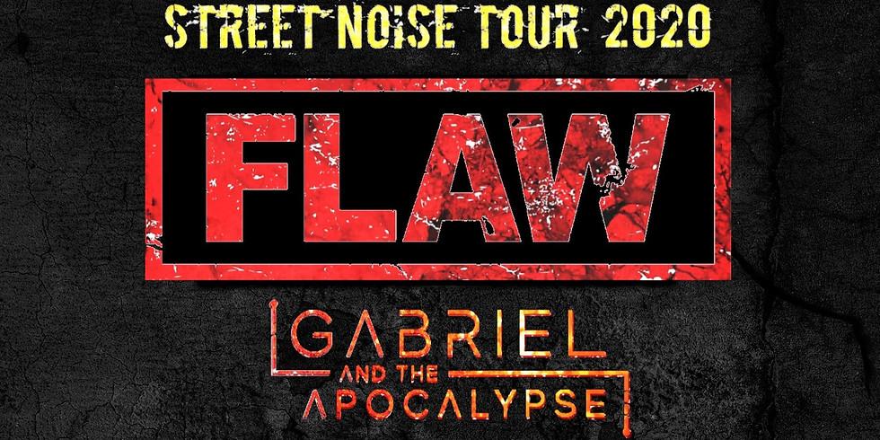 Flaw / Gabriel and the Apocalypse / 14 North / TBD
