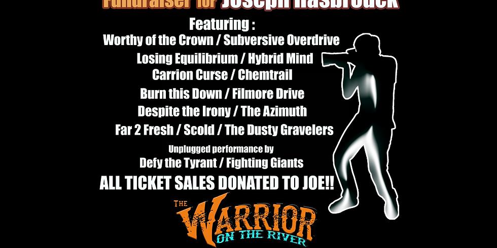 Joseph Hasbrouck Fundraiser