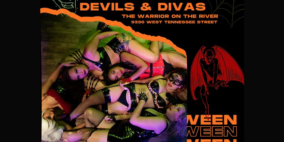 """The River Cabaret """"Devils & Divas"""" Party hosted by OGMagnum"""