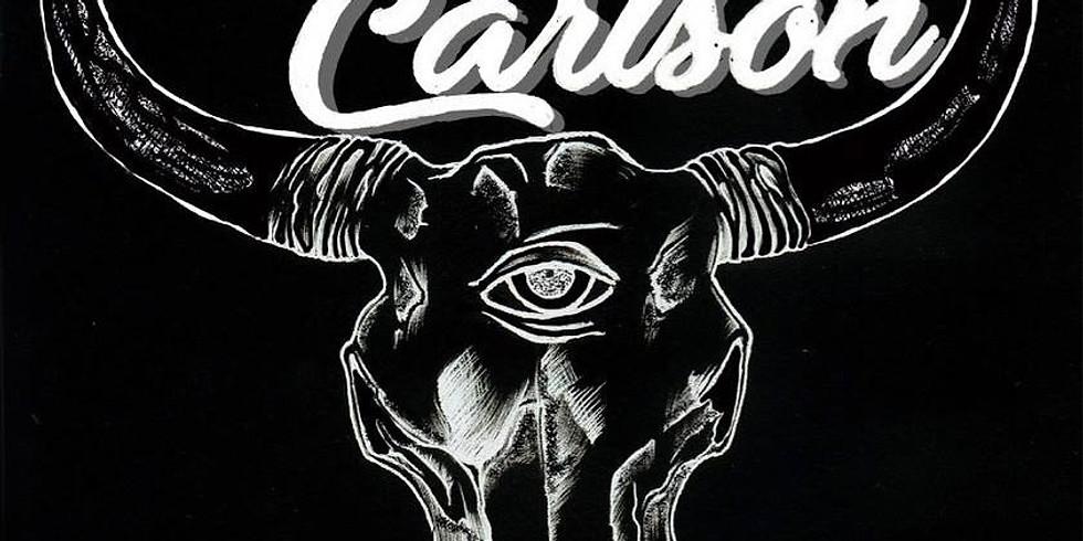 "Ace Carlson ""Blues Show"""