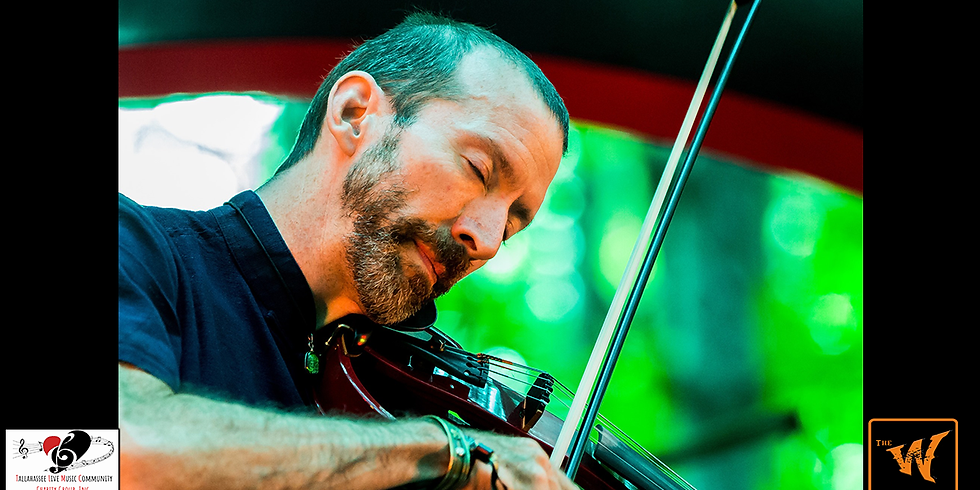Dixon's Violin outside concert at The Warrior On The River - Tallahassee