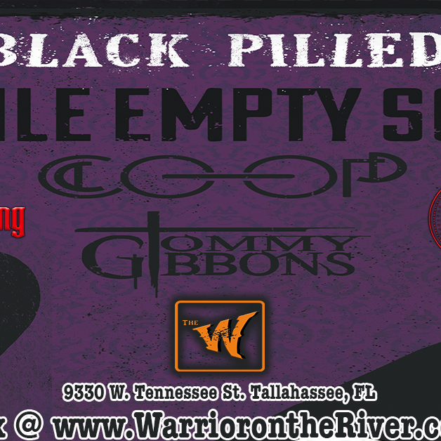 Smile Empty Soul / Co-Op / Tommy Gibbons & Ember Fading & Falls Chase