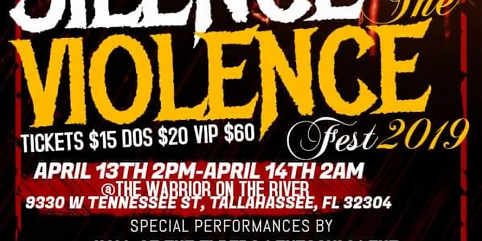 Silence The Violence Fest 2019 (ALL AGES)
