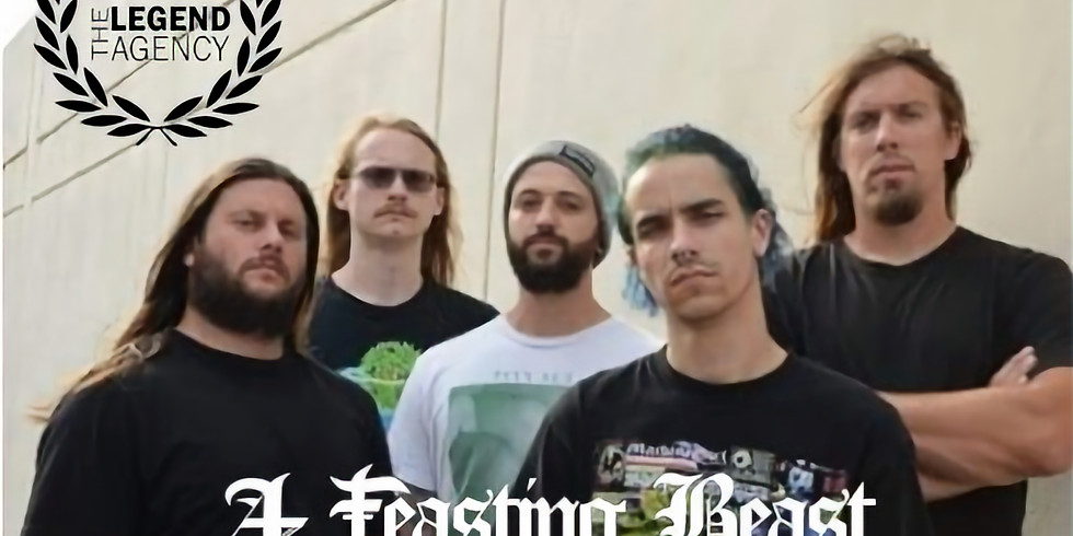 A Feasting Beast / SCOLD / Exanimate Live in Tallahassee