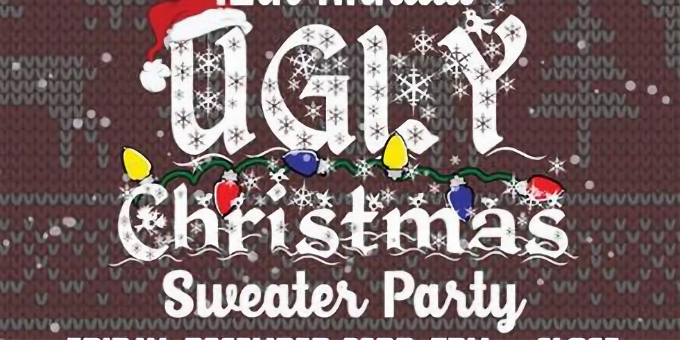 1st Annual Ugly Christmas Sweater Party & Contest w/ Free KEG Free COVER