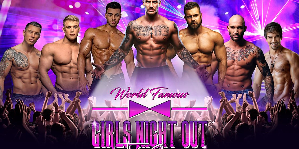 GIRLS NIGHT OUT THE SHOW 2021 LET'S MISBEHAVE TOUR