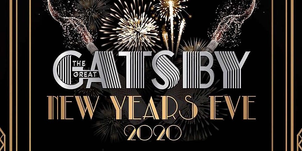 The Great Gatsby New Years Eve 2020 Party