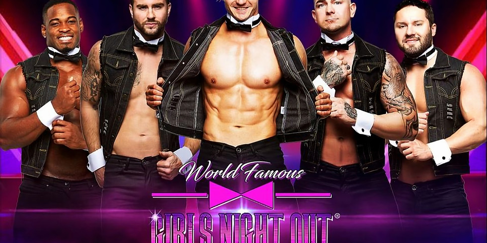 """Girls Night Out the show """"Get Wild 2021"""" Tour Tallahassee, FL"""