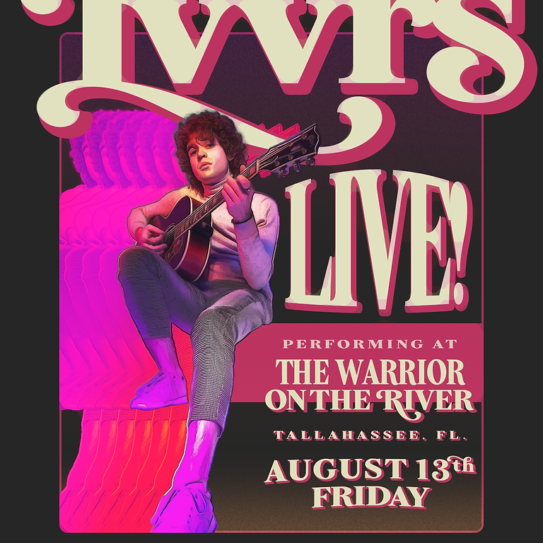 LVVRS / NOT MILK / REDRWN / AIRPORT DRIVE / MADISON AVERY at The Warrior