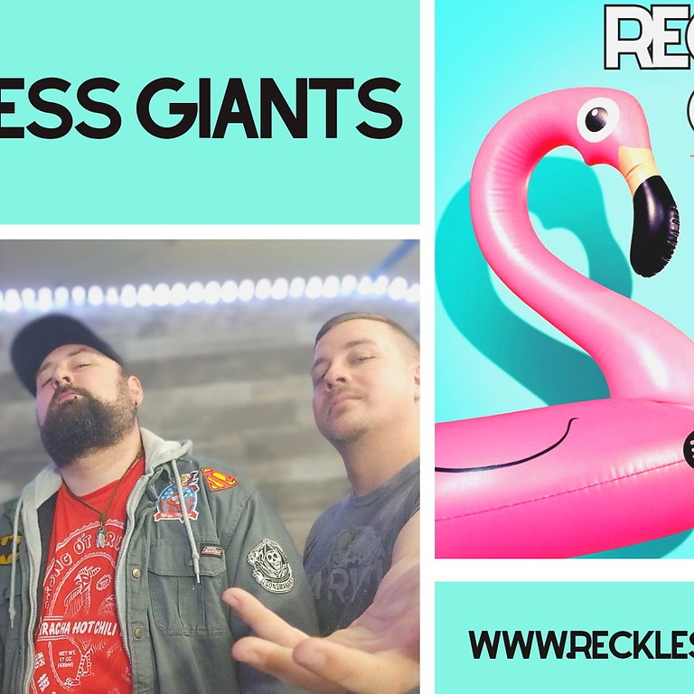 Free Concert Series: Reckless Giants w/ Northy, Elevator Operator & more!
