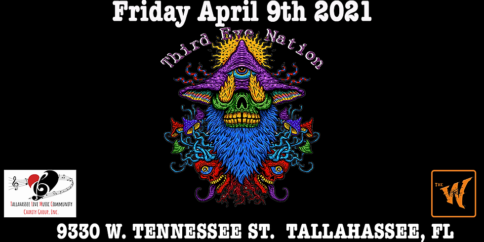 Third Eye Nation in Tallahassee, Fl at the Old Riverfront Saloon now called The Warrior on the River