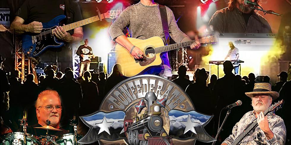Confederate Railroad / Tobacco Rd Band & more!