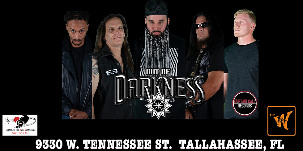 Out of Darkness w/ Dead Reckoning in Tallahassee, Fl