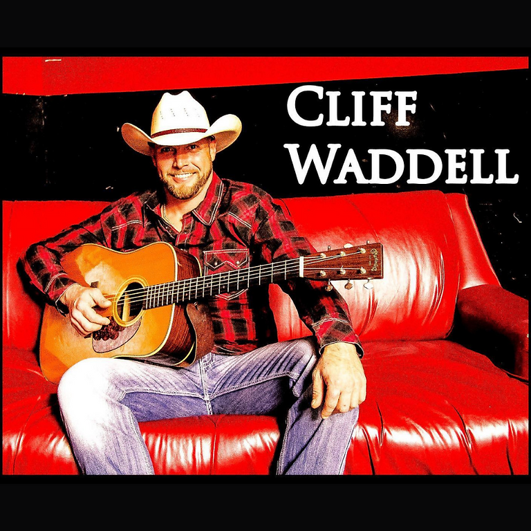 Free Concert Series: Cliff Waddell in Tallahassee, Fl