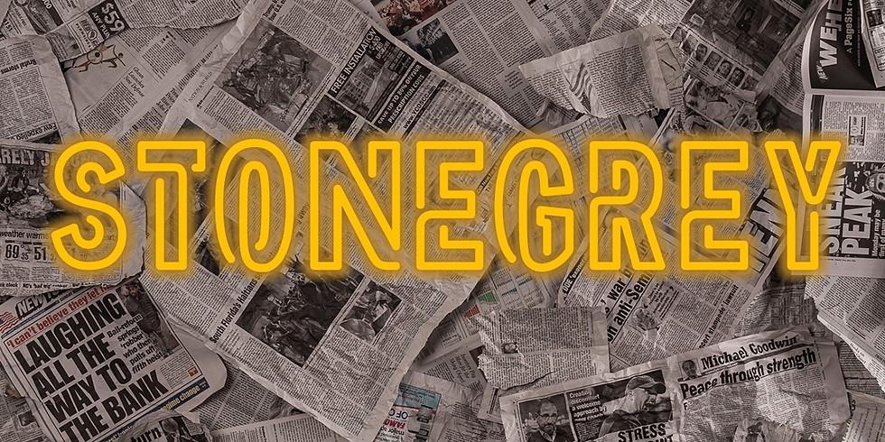 StoneGrey // The Retrograde  @ the Warrior on the River