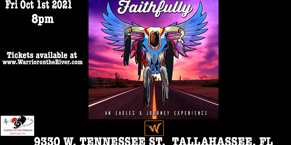Faithfully an Eagles & Journey Experience at the Warrior on the River