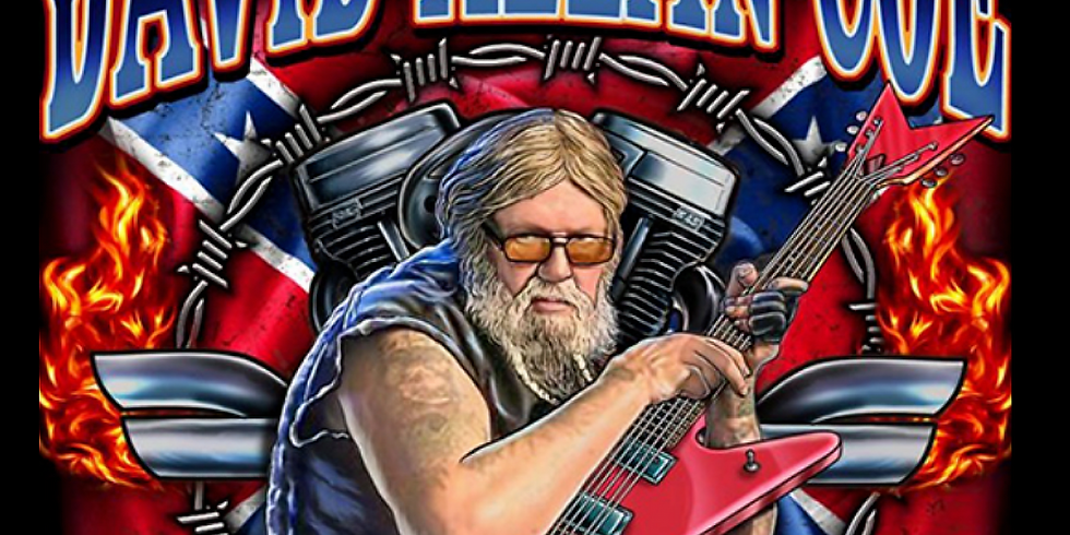 Country Music Legend David Allan Coe on the River (1)