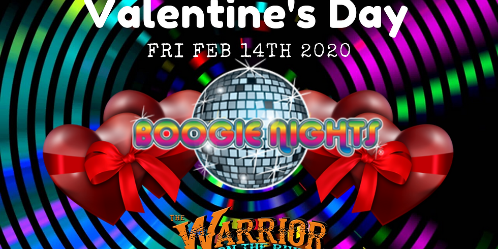 A Boogie Nights Valentine's Day Party / Black Magic Flower Power / Sick Ride / Dj Cannibal
