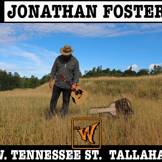 Jonathan Foster in Tallahassee, Fl at the old Riverfront Saloon now called the Warrior on the River