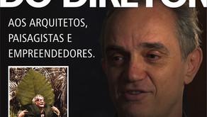 Diretor João Vargas Penna fala sobre o seu FILME PAISAGEM numa entrevista para Takeda Design