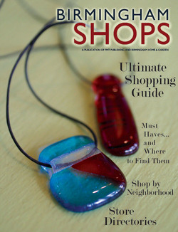 Birmingham Shops magazine cover