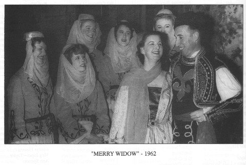 merry widow - 1962