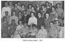 the pyjama game - 1967
