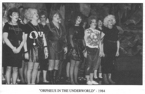 orpheus in the underworld - 1984