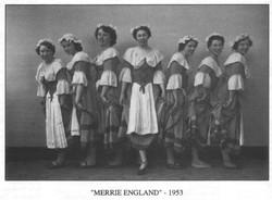 merrie england - 1953