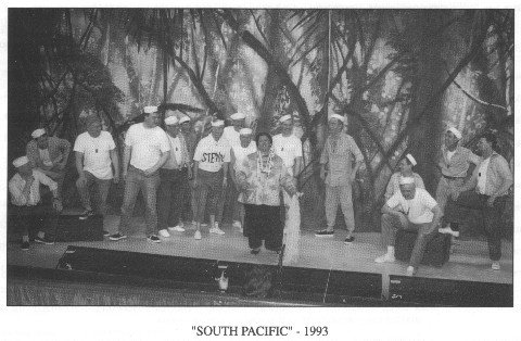south pacific - 1993