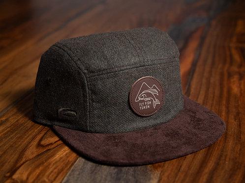 5 Panel Wool Hat
