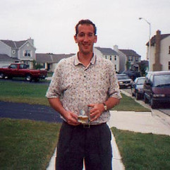 1998 Men HDCP, Tom Houle